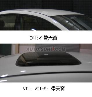 搜狐独家首次披露东风本田思域技术参数表