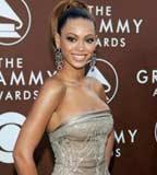 2006第48届格莱美颁奖典礼-Beyonce Knowles裹胸长裙