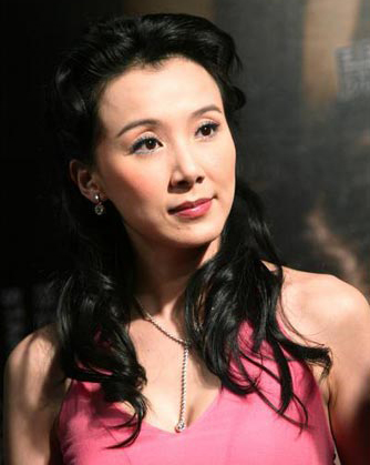 台湾第一美女萧蔷见不得人的被包养秘史(图)