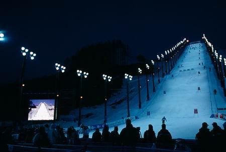 都灵冬奥场馆介绍 Sauze d'Oulx自由式滑雪场