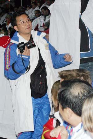 专访搜狐公司副总裁陈陆明:为08北京学习经验