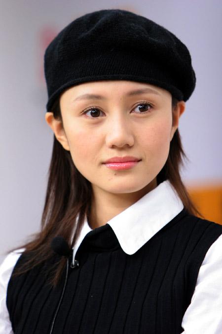 袁泉做客明星在线:情人节与夏雨分开过(组图)