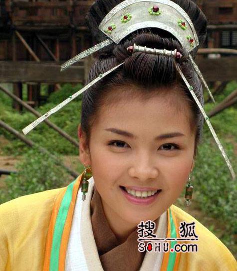 刘涛手脚并用 《永乐英雄儿女》演绎野蛮公主