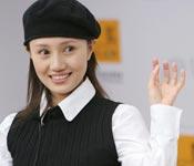 袁泉做客搜狐明星在线