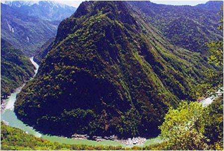 雅鲁藏布大峡谷-户外者的天堂[图]