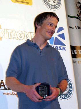 2005年度金冰镐奖揭晓:Steve House梦想成真