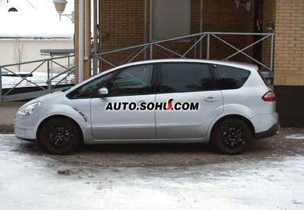 福特 S-Max 将在日内瓦车展正式推出