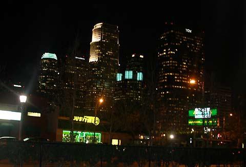 搜狐体育前方图片:洛杉矶夜色2