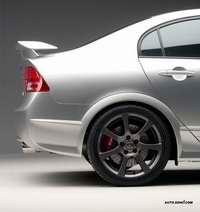 [芝加哥车展]本田Civic Si概念轿车亮相