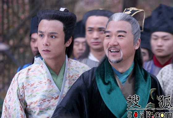 《济公新传》节前杀青 李立受张国立高度评价