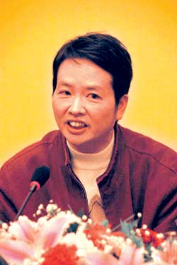 宋祖德做客《明星》爆料 李湘李厚霖没有结婚