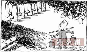 上游酿污染应赔偿下游 将推动环境公益诉讼