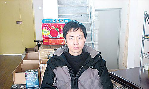 胡戈:陈凯歌没资格告我 他只是一个导演(图)