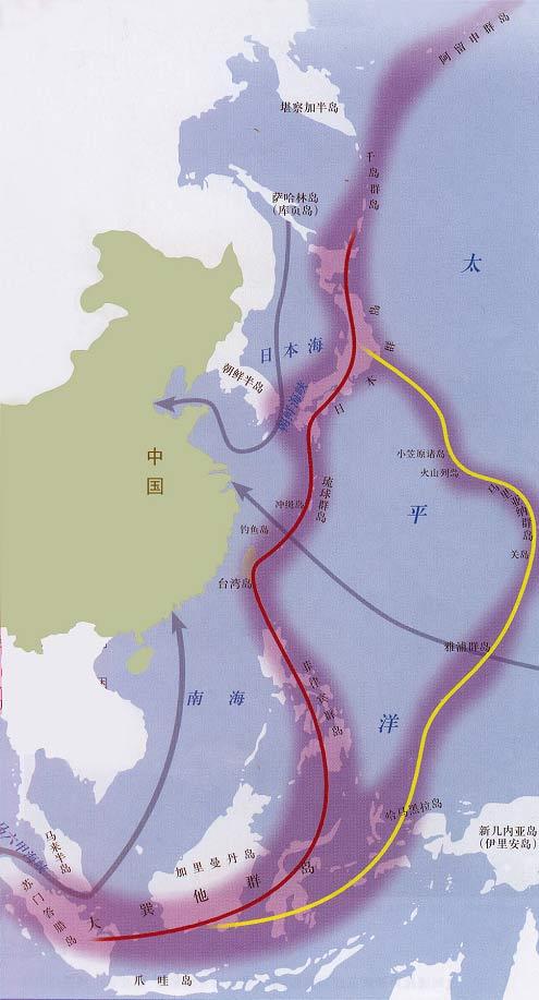 陈光祖能源分析:严防岛链政策的重现