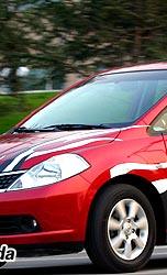 搜狐汽车消费指导性测试--东风日产骐达1.6GS自动导航版