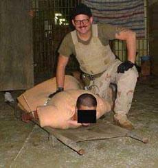 美军,虐囚