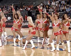 NBA美女