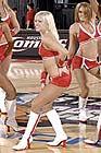 火箭队啦啦队女郎热舞