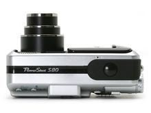 800万像素大广角 佳能S80低价套装