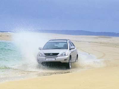 LEXUS雷克萨斯RX350 奏豪华SUV动力最强音