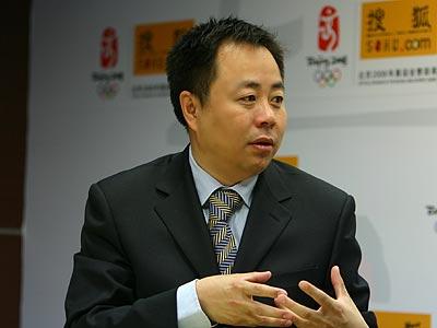 奇瑞汽车有限公司副总经理李峰做客搜狐