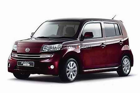 [日内瓦车展]Daihatsu D-Compact旅行车
