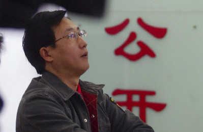 """""""月球CEO""""向西城法院起诉 起诉北京司法局"""