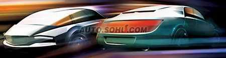 [日内瓦车展]Lancia Haizea概念车