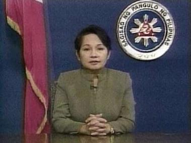 菲律宾危机恶化 阿罗约宣布全国进入紧急状态