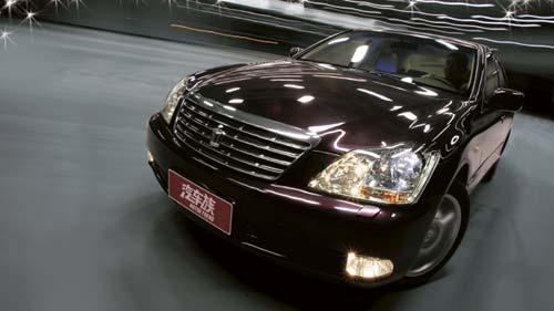 """中国2006年度车型--皇冠坐享其""""乘"""""""
