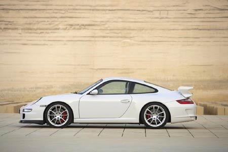 [日内瓦车展]新Porsche 911 GT3首次亮相