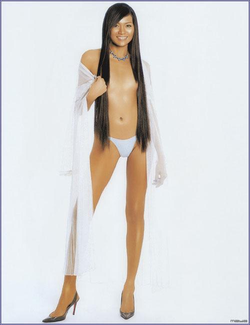 泰国美女yossavadee大胆释放拍全裸写真图