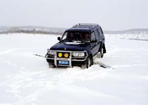 第三届漠河冰雪汽车挑战赛勘路工作圆满结束
