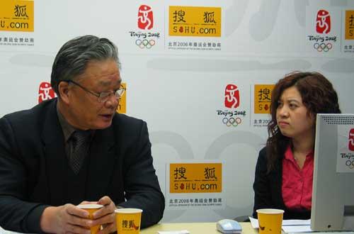 全国政协委员保育钧做客搜狐谈非公经济36条