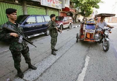 菲律宾旅游部长向中国媒体声明去菲旅游仍安全