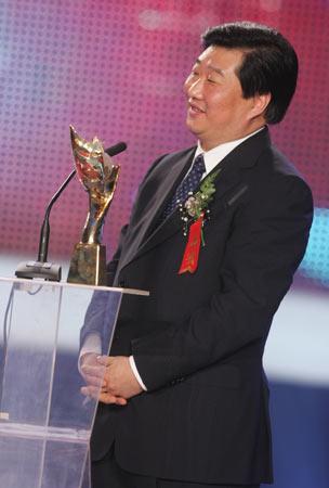 潍柴动力董事长兼首席执行官谭旭光先生