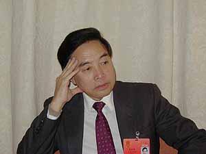 中国教育台看今天栏目将对话提案大王罗益锋