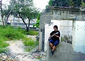 北京网友自发拍摄上千条胡同 记录古都变迁(图)