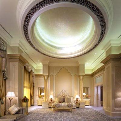 绝对罕见:阿拉伯之宫内部宫殿探秘(组图)图片