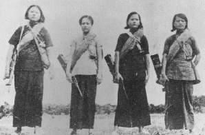 红色娘子军几位连队干部的坎坷人生
