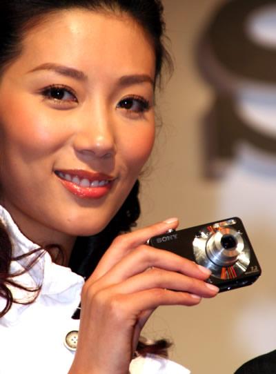 四款全新Cyber-shot W系列数码相机香港亮相