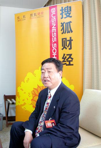 王效金_人大代表王效金畅谈中国企业和谐之道