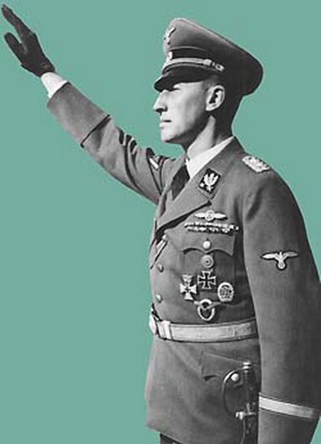 类人猿行动:暗杀纳粹魔王海德里希