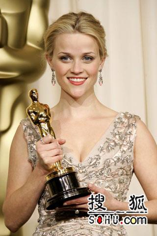 威瑟斯彭凭《一往无前》获最佳女主角
