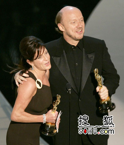 《撞车》获得本届奥斯卡最佳影片奖