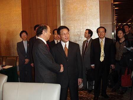 中日第四轮东海问题磋商在6日下午在京举行(图)