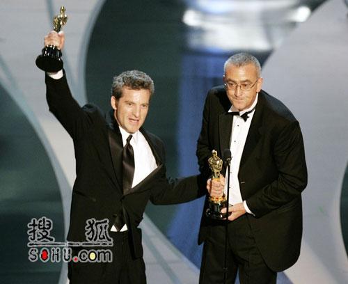 霍普金斯等凭《金刚》获最佳音响剪辑