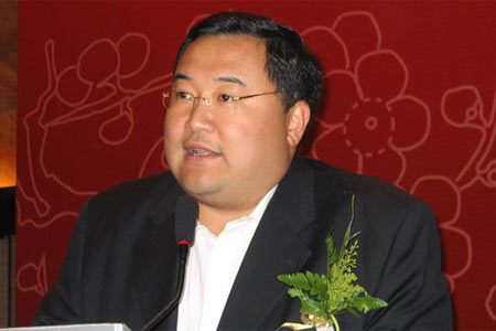 Donews六周年聚会:阳光传媒投资主席吴征
