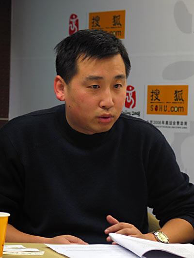 315搜狐高层访谈实录:手机消费与安全