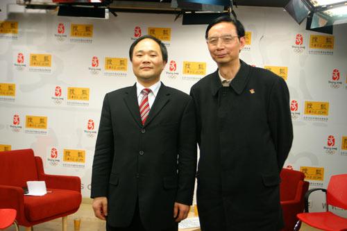 李书福做客搜狐:民营企业是自主创新源泉